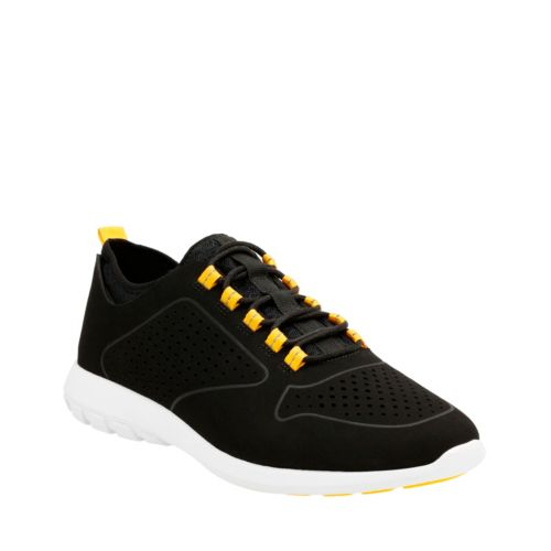Jambi Run Black Combi mens-ortholite