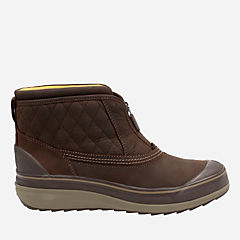 Muckers Swale Brown Nubuck womens-ankle-boots