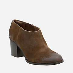 Othea Ada Khaki Suede womens-shooties
