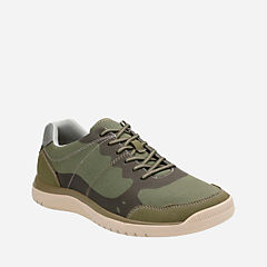 Votta Edge Olive Synthetic w/ Taupe OS mens-casual-shoes