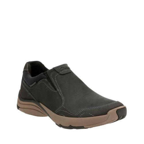 Wave Voyage Black Nubuck mens-wave-walk