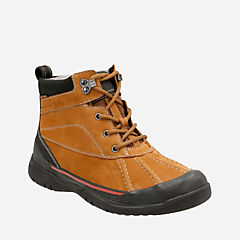 Allyn Top Tan Nubuck-Waterproof mens-low-boots