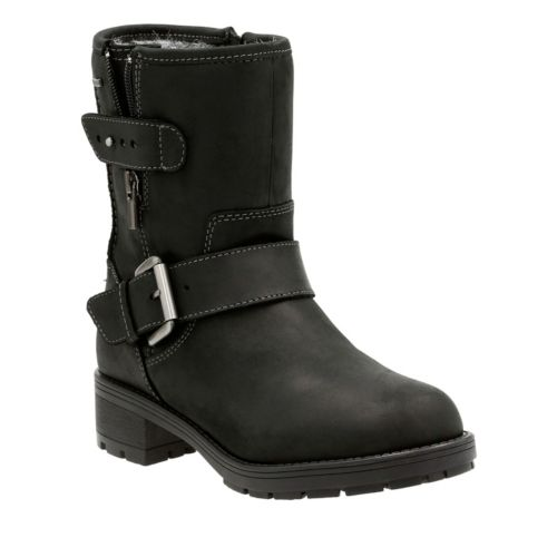 Reunite Go Gtx Black womens-waterproof-boots