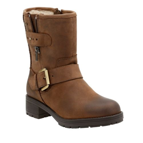 Reunite Go Gtx Tan Leather womens-waterproof-boots