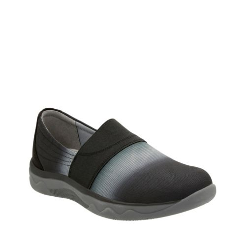 Mckella Brynn Black Synthetic Mesh womens-cloudsteppers-view-all