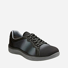 Mckella Simone Black Synthetic Mesh womens-cloudsteppers-view-all