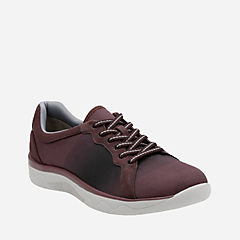 Mckella Simone Aubergine Synthetic Mesh womens-cloudsteppers-view-all