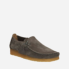 Lugger Charcoal Nubuck originals-mens-shoes