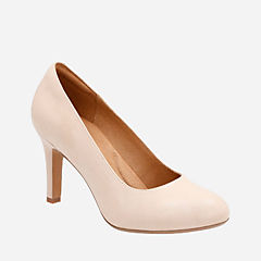 Heavenly Star Nude Leather womens-heels