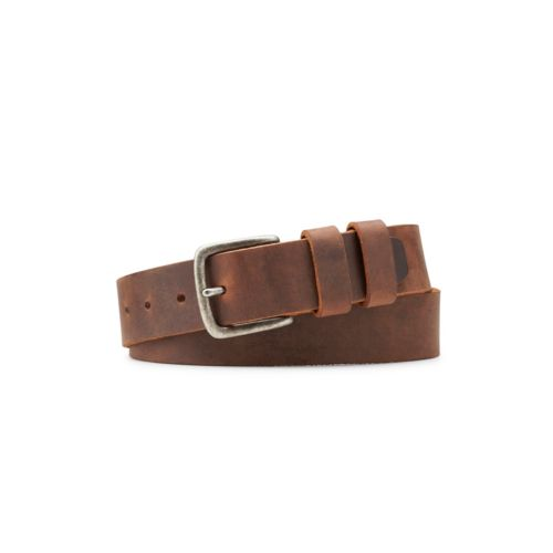 Men's Beeswax Belt  Brown mens-accessories