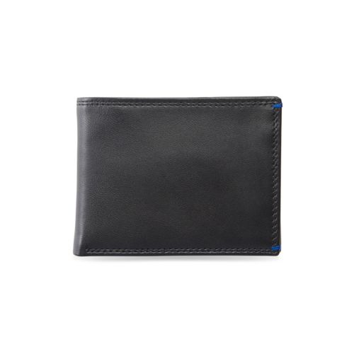 Edwin Franko Wallet Black mens-accessories