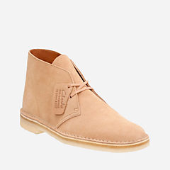 Desert Boot Fudge Suede mens-boots