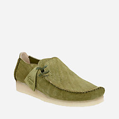 Lugger Forest Green originals-mens-shoes