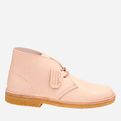 Desert Boot Natural Veg Tan Leather mens-boots