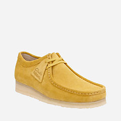Wallabee Ochre Suede originals-mens-shoes