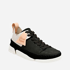 Trigenic Flex. Black Combi Nubuck originals-womens-shoes