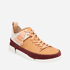 Trigenic Flex. Fudge Combi Nubuck originals-womens-shoes