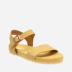Dusty Soul Ochre Nubuck originals-womens-sandals