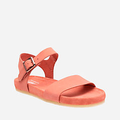 Dusty Soul Light Coral Nubuck originals-womens-sandals
