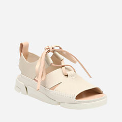 Trigenic Honey Off White Leather originals-womens