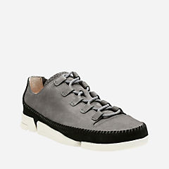 Trigenic Flex 2 Charcoal Combi Nubuck originals-mens-shoes