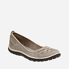 Aria Pump Sage Nubuck womens-active