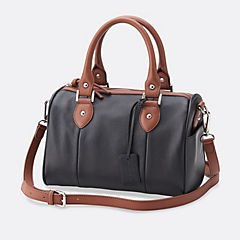 Sonora Stud Black/Tan womens-handbags