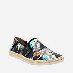 Bota Step Multicolour Fabric mens-loafer-slip-on