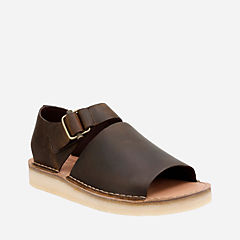 Trek Strap Dark Brown Leather originals-mens