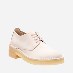 Maru London Light Pink Suede originals-womens-shoes