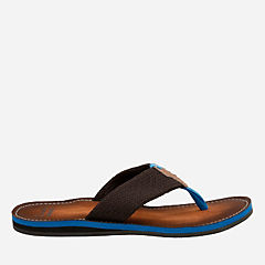 Lacono Beach Brown mens-flip-flops-sandals