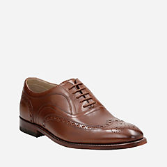 Twinley Limit Tan leather mens-oxfords-lace-ups