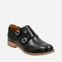 Zyris Vienna Black Leather womens-casual-shoes