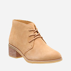 Phenia Carnaby Fudge Suede womens-ankle-boots