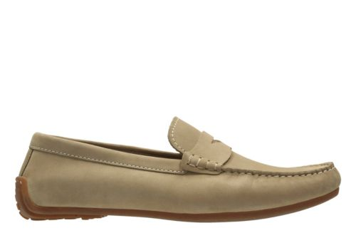 Reazor Drive Sand Nubuck mens-casual-shoes