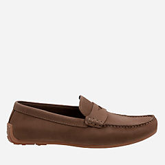 Reazor Drive Brown Nubuck mens-casual-shoes