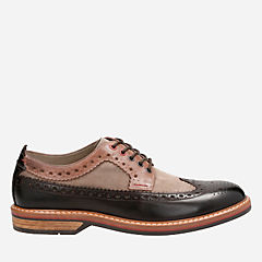 Pitney Limit Brown Combi Leather mens-oxfords-lace-ups