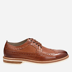 Pitney Limit Tan Leather mens-oxfords-lace-ups
