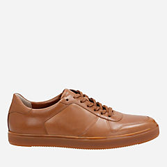 Calderon Speed Tan Leather mens-casual-shoes