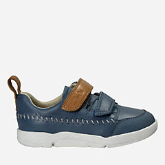 Tri Aspire First Denim Blue Lea boys-sneakers