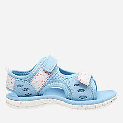 Star Games First Pale Blue Syn girls-junior