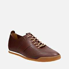 Siddal Sport Chestnut Leather mens-ortholite