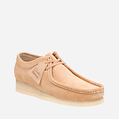 Wallabee Fudge Suede originals-mens-shoes