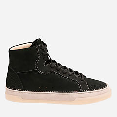 Hidi Haze Black Nubuck womens-shoes