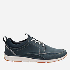 Orson Bay Navy Nubuck mens-oxfords-lace-ups
