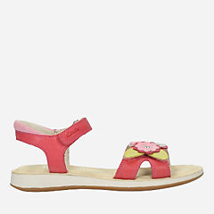 Sea Splash Youth Pink Leather girls-junior