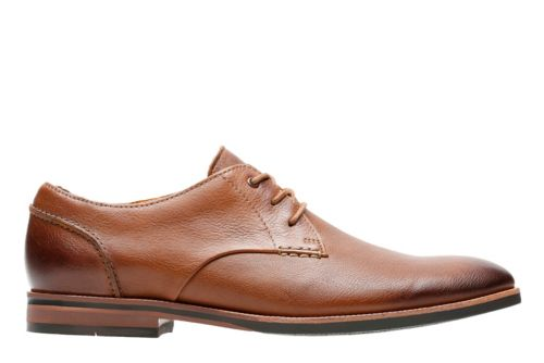 Broyd Walk Tan Leather mens-oxfords-lace-ups