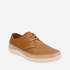 Veho Flow Tan Leather mens-casual-shoes