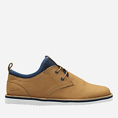 Oscar Maze Youth Tan Leather boys-junior