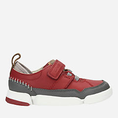 Tri Scotty Toddler Red Combi boys-sneakers